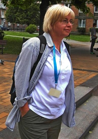Ewa Jaroszyñska - Licencjonowany Przewodnik i Pilot Wycieczek