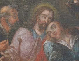 ...i jej fragment, który mnie zachwyca sw± urod± - Jezus i Jan zmêczeni bardzo :D