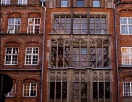 Kopia fasady - Gdañs, ul. Chlebnicka 14 - zdjêcie ze strony internetowej Wolne Forum Gdañsk
