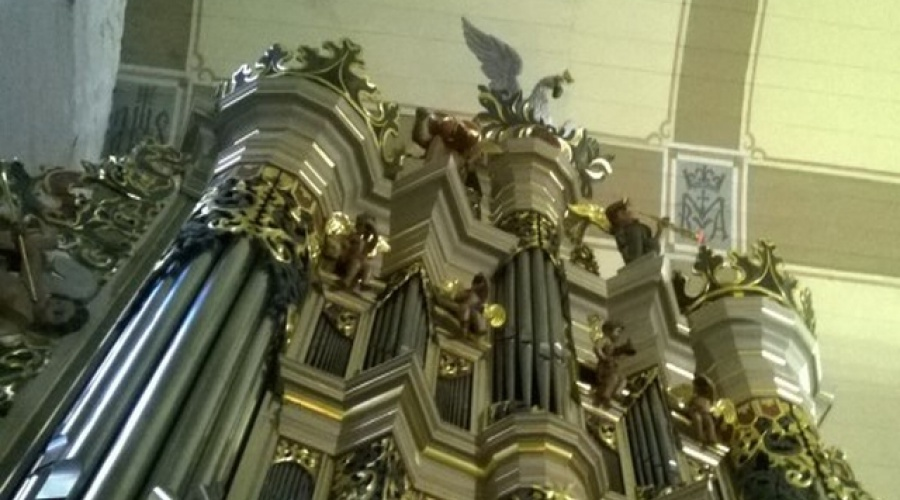 O najpiêkniejszym duchu muzycznym Gdañska i pas³êckich organach